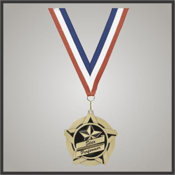 Super Star Medal