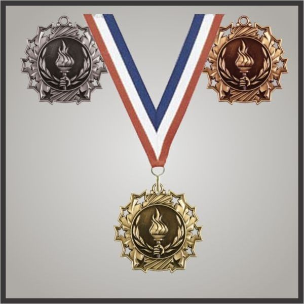 Ten Star Activity Medals