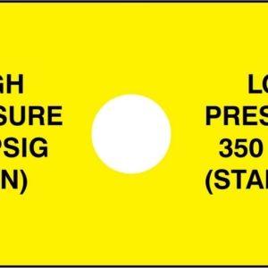 "Panel Plate (2.5""x5"")"