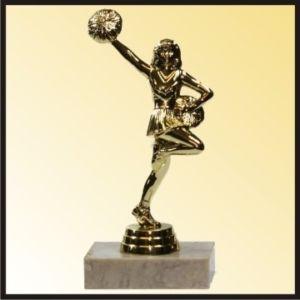 Participation Trophy - Series 3000 cheerleader