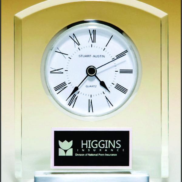 Acrylic Clock