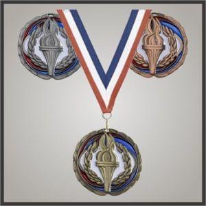 "Victory Medal (CEM) - 2-1/2"""