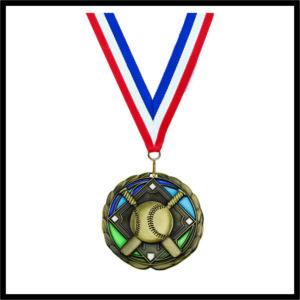 """Baseball Medal (CEM) - 2-1/2"""""""