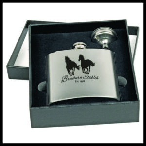 Flask Boxed Set - 2 pc.