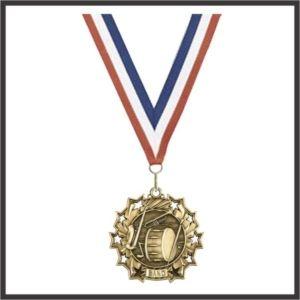 """Band Medallion (TS) - 2-1/4"""""""