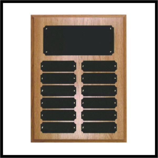 Perpetual Plaque - 12 plates