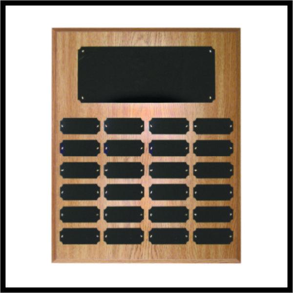 Perpetual Plaque - 24 plates