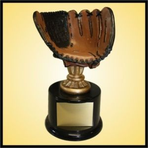 Display Glove Trophy