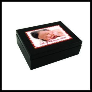 Photo Box - black