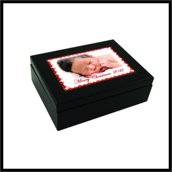 Photo Box - black