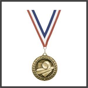 "Baseball Medal (WAM) - 2"""