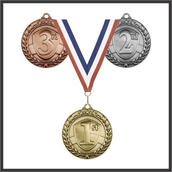 "1st Place Medal (WAM) - 2"""
