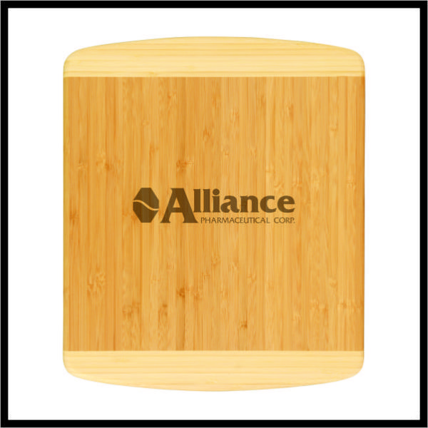 Bamboo Cutting Board - 11x13