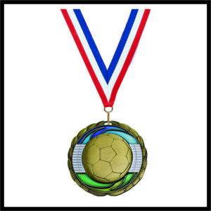 Soccer Medallions