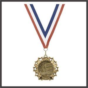 """Math Medal - 2-1/4"""""""