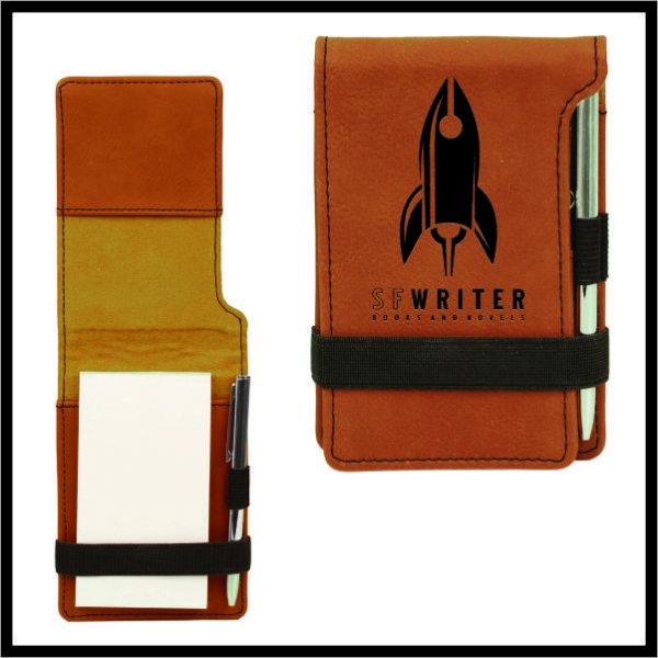 Leatherette Notepad