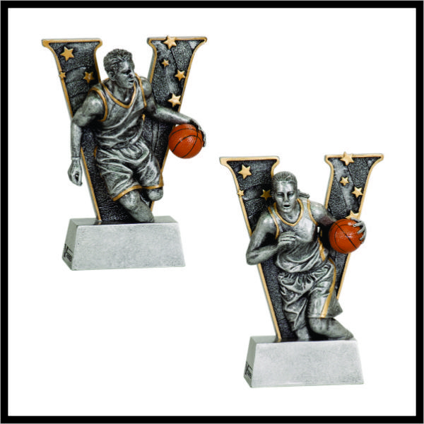 Victory Resin - basketball