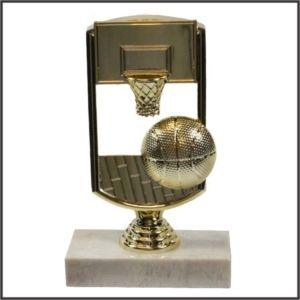 Basketball Theme Figure on Base
