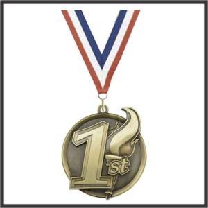 """Mega Medals 2-1/4"""""""