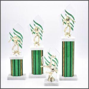 soccer participation trophy wave 4100
