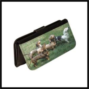 large photo wallet